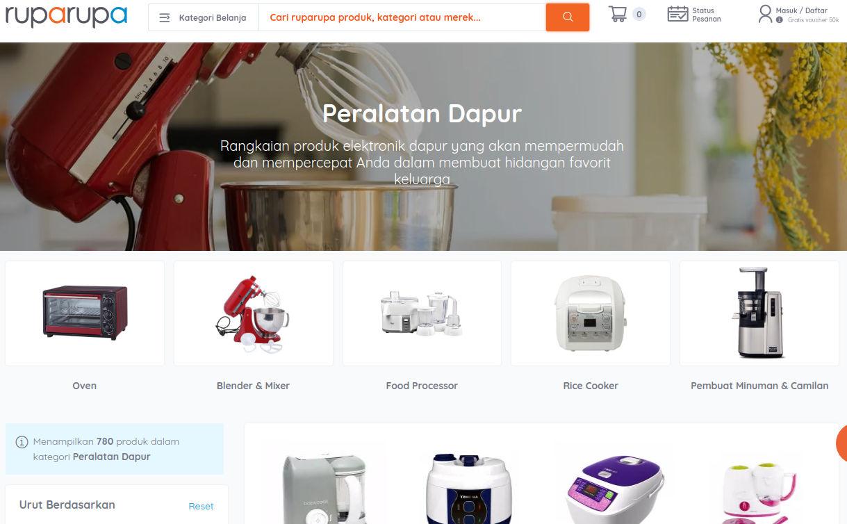1. ruparupa.com