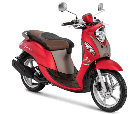 5. Yamaha Fino 125