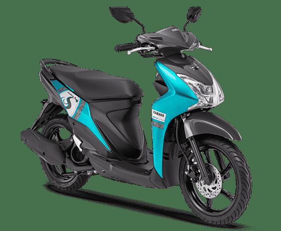 4. Yamaha Mio S