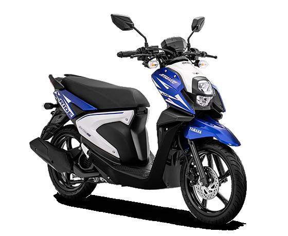 7. Yamaha Xride 125