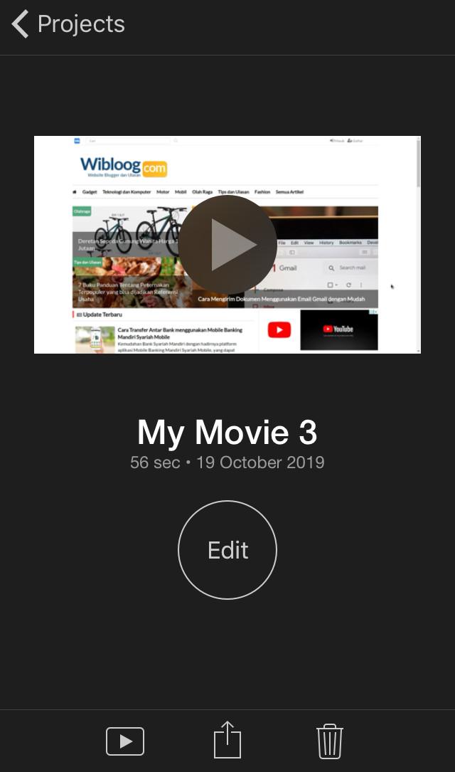 Ekspor Video
