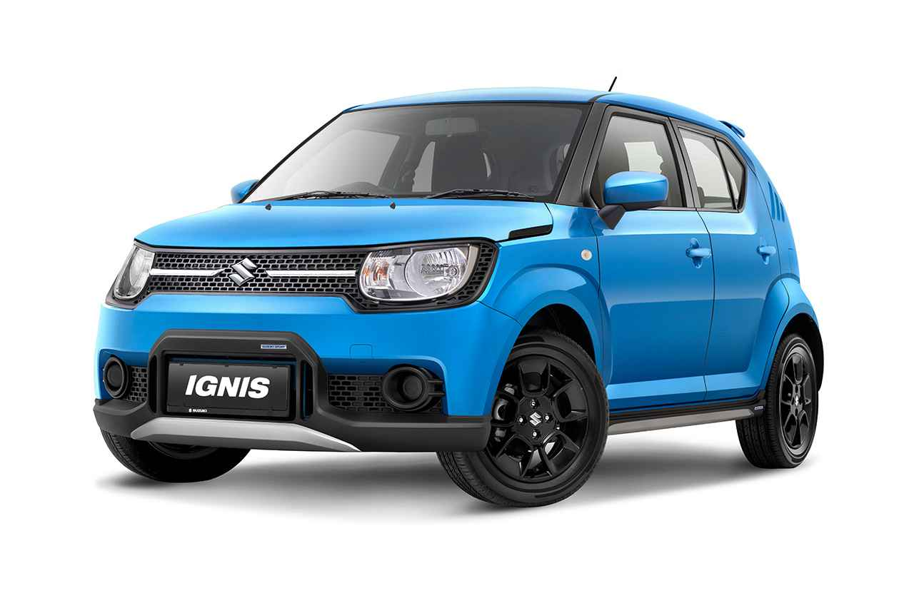 Suzuki Ignis Sport Edition 2018