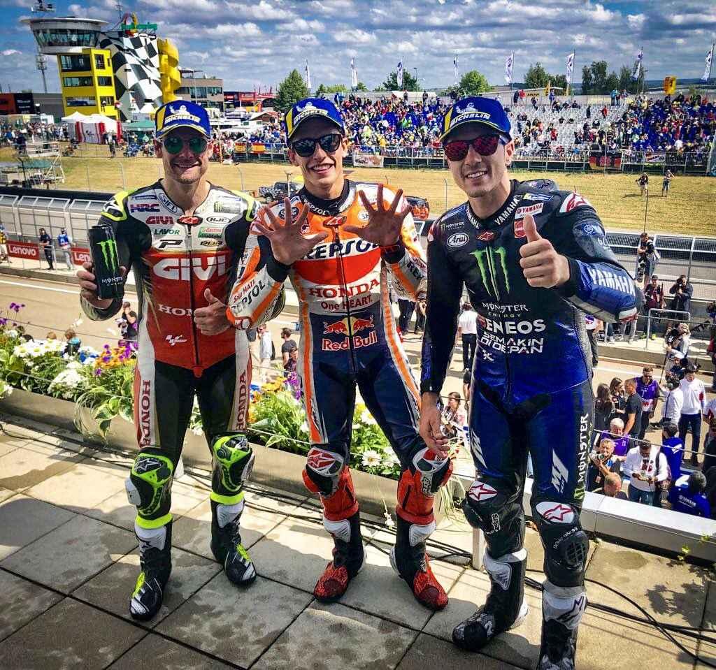 Rekap Championship Setelah Motogp Sachsenring 2019
