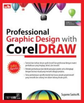 3. Profesioanal Grafich Desain With Coreldraw Edisi Revisi +CD