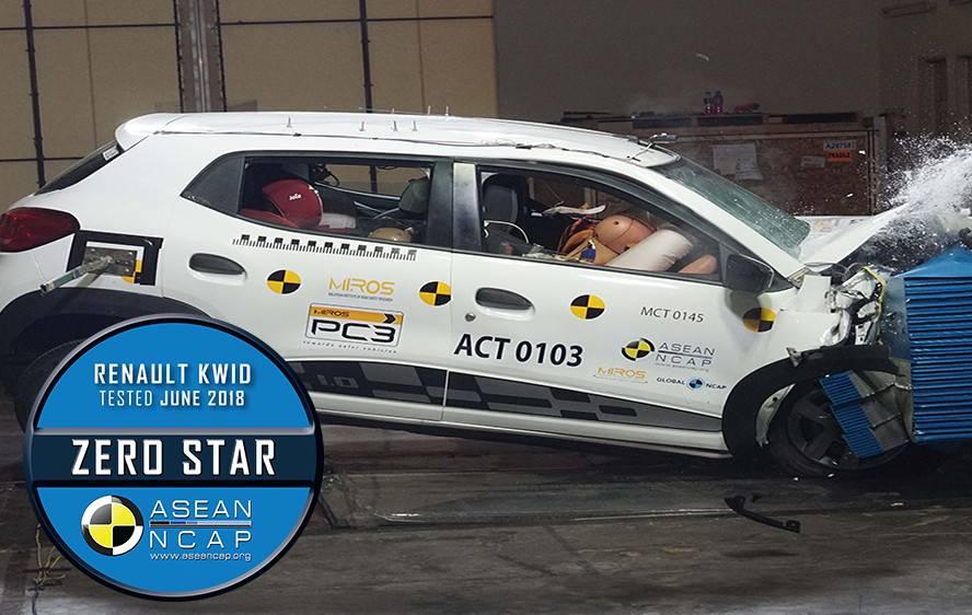 6. Renault KWID