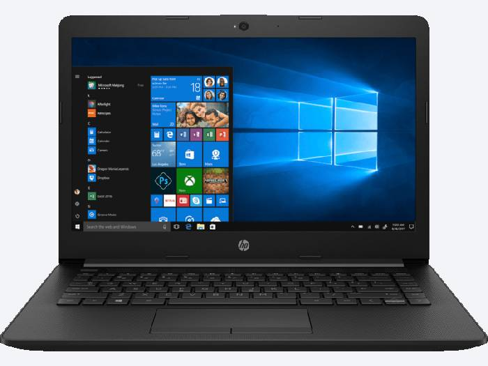 HP Notebook - 14-cm0071au