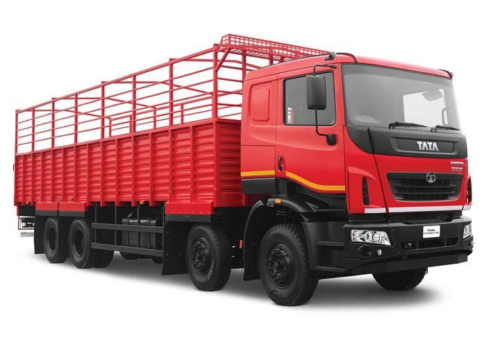 1. Tata Prima LX 3123T