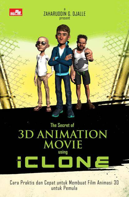 9. The Secret of 3D Animation Movie Using iClone