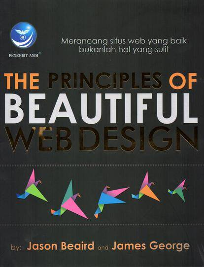 5. The Principles of Beautiful Web Desain