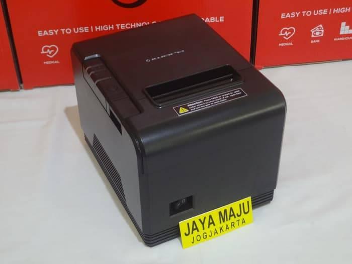 Review Iware IW-800 Thermal Printer Auto Cutter Murah Berkualitas Harga 1 jutaan