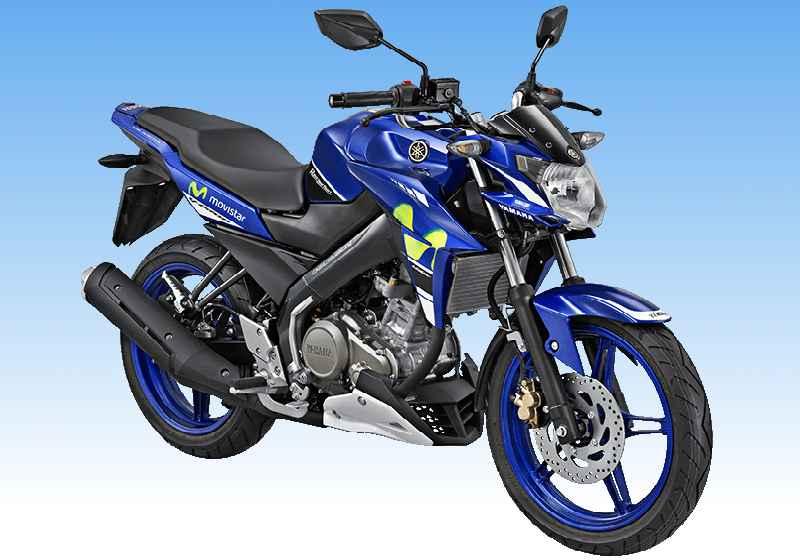 Yamaha Vixion Tahun 2015 - 2016 Generasi Keempat