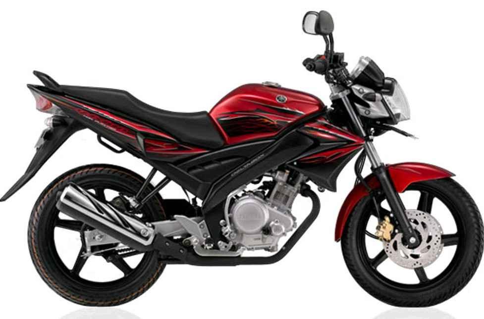 Yamaha Vixion Tahun 2010 - 2011 Generasi Kedua