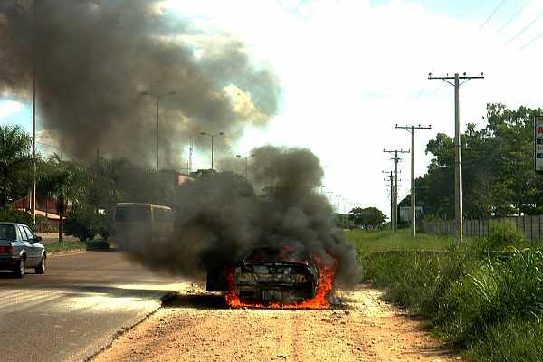 Faktor Penyebab Mobil Mengalami Kebakaran