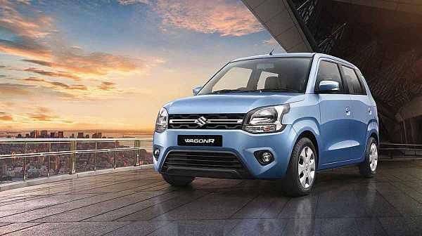 Suzuki New Wagon R 2019 India