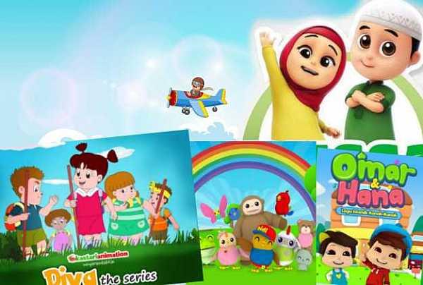 Rekomendasi Film Animasi Khusus Anak Terbaik Versi Edukasi