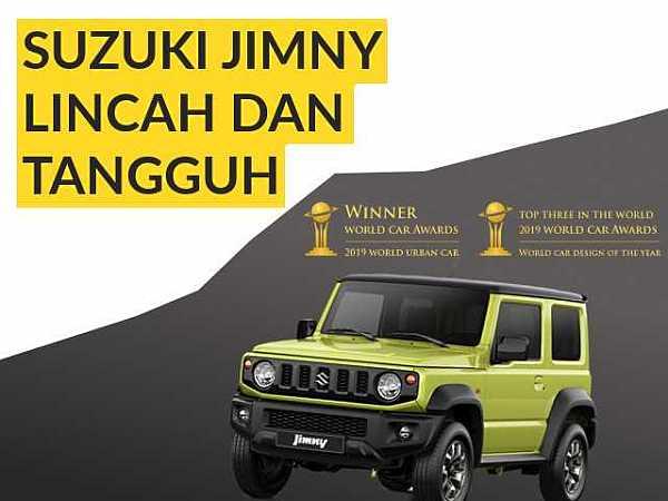 Suzuki Jimny Yang Fenomenal